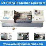 China pe coupling wire laying machine electo fusion saddle wire laying, wire laying machine for wholesale