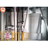 China Easy Operation Poultry Feed Manufacturing Equipment 2 MM 4 MM With Cooler Hammer Mill wholesale