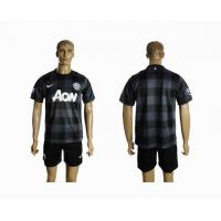 China Manchester United away club football cloths wholesale