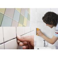 Quality High Temperature Mosaic / Ceramic Wall Tile Adhesive Waterproof For Outdoor for sale