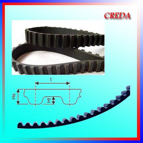 Quality timing belt transmission belt rubber belt for sale