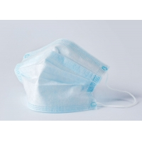 China Disposable 3 Ply Anti Dust Hypoallergenic Dental Masks wholesale