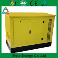 China 10KW Popular Silent biogas generator for Water Cooling wholesale