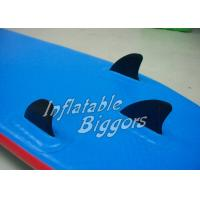 China Inflatable surf board, inflatable surfboard water game and water board wholesale