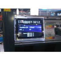 Quality A3 Acrylic Advertising Light Box Display , Illuminated Menu Boards For for sale