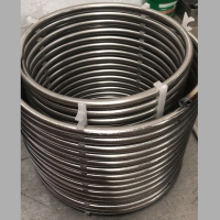 China Immersion Coiled Tube Heat Exchanger Wort Chiller Stainless Steel wholesale