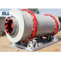 China Multi Functional Sand Drying Equipment , Industrial Sand Dryers Three Cylinder wholesale