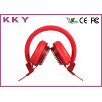 China Pink Purple Red Bluetooth Headphones For Music 5 Hours Play Time 8810S wholesale