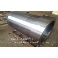 China Hydro - Cylinder Alloy Steel Forgings C45 C35 4140 42CrMo4 Heat Treatment Rough Machined wholesale
