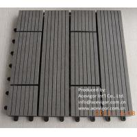 China WPC DIY decking tiles wholesale