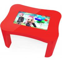 China FHD LCD TOuch Screen Table Interactive Type Waterproof 43 Inch For Kids wholesale