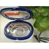 China Household Ultrasonic Cleaning Machine High Efficiency 0.6L 1.3L 2L 4L 6L Volume wholesale
