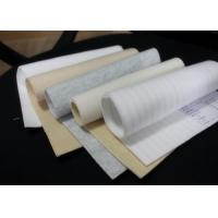 Buy cheap Air Filtration media high temperature fabric cloth Nomex needle filter fabric from wholesalers