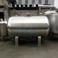 China Stainless Steel Wine Storage Tank with Side Manhole wholesale