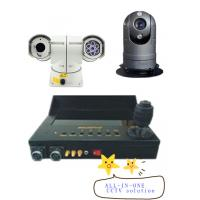 Buy cheap All - In - One Vehicle PTZ Camera Controller Integrated With 9 Inch Monitor from wholesalers