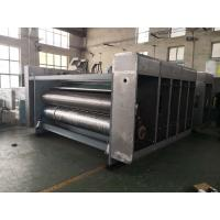China High Speed Corrugated Box Printing Machine Printer Slotter Die Cutting Machine wholesale