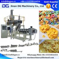 China Corn flakes and breakfast cereal production line wholesale