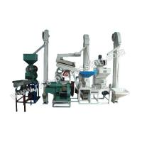 China 15T/D Double Iron Roller Rice Milling Equipment for sale wholesale