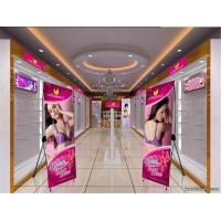 China Customized Tripod X Stand Banners Trade Show Display 1440*1440 Dpi wholesale
