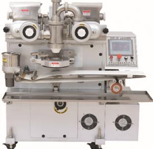 China Aluminium Alloy Structure Automatic Encrusting Machine 1000 - 3600 Kg/Hr For Pumpkin Pie wholesale