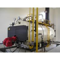 China Electric 8 Ton Pressure Vessel Gas Fired Water Steam Boiler , Thermal Insulated wholesale