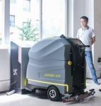 China auto floor scrubber wholesale