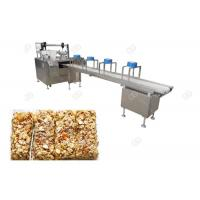 China Healthy High Protein Cereal Bar Machine Stainless Steel Supplementary Energy wholesale