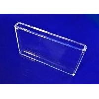 Buy cheap Transparent Glass Quartz Urn , Technical Glass Products Hardware Anti Corrosion from wholesalers
