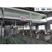 China wet or Ramen noodles made by fresh noodle production line with 2 to 14 tons wholesale