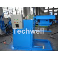 China Industrial Automatic Hydraulic Decoiler Machine , Sheet Decoiling Machine wholesale