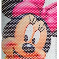 China One Way Vision Perforated Window Film Applying Cutting - Edge Graphics Technology wholesale