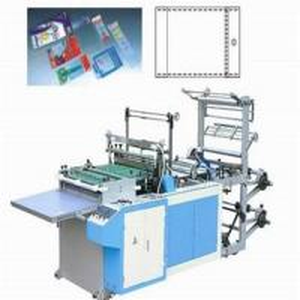 China BOPP Plastic Bag Making Machine on sale