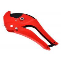 China Handheld Plastic Pipe Cutter Aluminum Alloy Body Material Multi Colors on sale