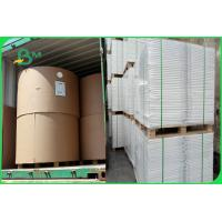 China FSC White Coated Glossy C2SArtPaperFor Printing Magazine Flyers And Posters on sale