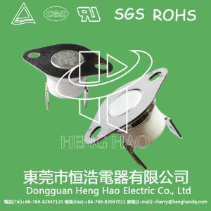 China KSD301 mini bimetal thermal switch,KSD301 stean iron thermostat wholesale