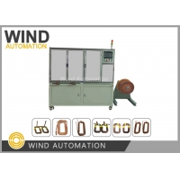 China Automotive Starters Field Coil Winding Machine Conductor Forming And Winder on sale
