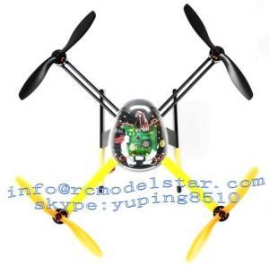 China Brushless Motor Radio Control UAV Quad Copter With Gyroscope wholesale