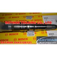 China Bosch common rail injector 0445120121 for Cummins ISLE 4940640 wholesale