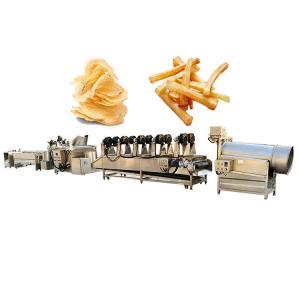 China commercial potato chip machine wholesale
