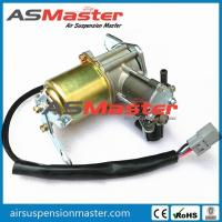 China Toyota Land Cruiser Prado 150 air suspension compressor,48910-60040 48910-60041 48910-60042 wholesale