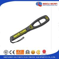 China AT - 2009 Human body super scanner handheld metal detector wand Anti Fall on sale