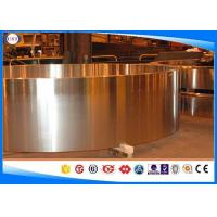 China 34CrMo4 / 4137 / 35CrMo Forged Steel Rings With Heat Treated 500 Mm Max Thickness wholesale