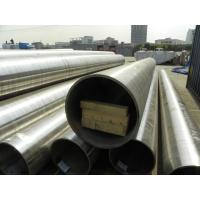 China Alloy Steel Seamless Pipes ASTM A213 T11 Cold Drawn Boiler Tube Hot / Cold Finished wholesale
