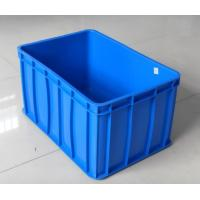 China Automatic Plastic Crate Washing Machine With Steam Sterilization System wholesale