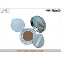 China Water Proof Air Cushion Cream Foundation For Face Makeup Ivory White Color wholesale