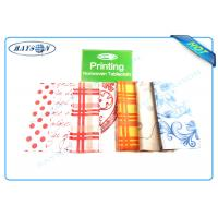 China Full Range Color Customized Printing Patern PP Non Woven Fabric for Tablecloth wholesale