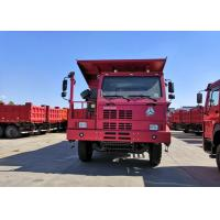 Buy cheap SINOTRUK 6*4 Tipper 420HP Mining Truck Heavy Duty Dump Truck 70 Tons Loading from wholesalers