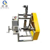 Quality Uniform Transformer Steel Wire Winding Machine 220V / 380V With CE Certification for sale