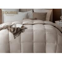 China 60s 350t 100% Egipt Cotton Satin Hotel Quality Bed Linen Bed Sheet / Duvet Cover wholesale
