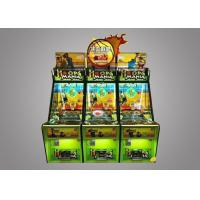 China Supper Stable Medal Game Coin Pusher Machine For Casino 500W wholesale